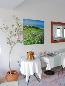 Olympus Hotel Villa Drosos, Szállodák  Litóhoro - big - 24