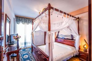 Villa Roses Apartments & Wellness, Apartmanok  Ičići - big - 25