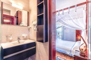 Villa Roses Apartments & Wellness, Apartmanok  Ičići - big - 17