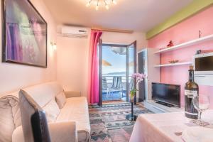 Villa Roses Apartments & Wellness, Apartmanok  Ičići - big - 9