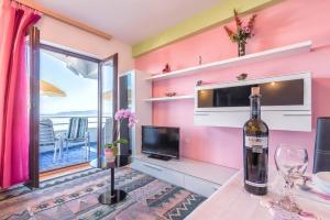 Villa Roses Apartments & Wellness, Apartmanok  Ičići - big - 7