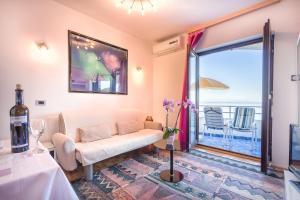 Villa Roses Apartments & Wellness, Apartmanok  Ičići - big - 136