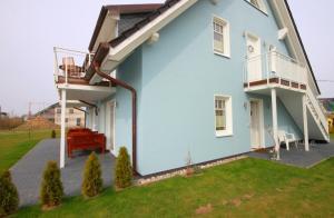Achtern Diek - Ferienwohnungen, Apartmány  Börgerende-Rethwisch - big - 39