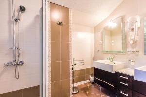 Villa Roses Apartments & Wellness, Apartmanok  Ičići - big - 124