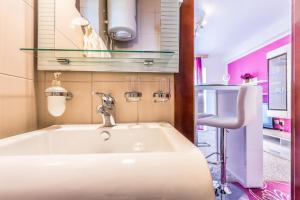 Villa Roses Apartments & Wellness, Apartmanok  Ičići - big - 107