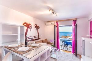 Villa Roses Apartments & Wellness, Apartmanok  Ičići - big - 105