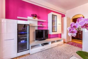 Villa Roses Apartments & Wellness, Apartmanok  Ičići - big - 104