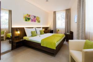 B&B Villa Verde, Отели типа «постель и завтрак»  Зальцбург - big - 23