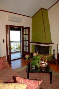 Hotel Aglaida Apartments, Aparthotels  Tsagarada - big - 2