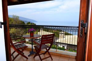 Hotel Aglaida Apartments, Aparthotels  Tsagarada - big - 24