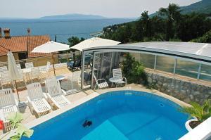 Villa Roses Apartments & Wellness, Apartmanok  Ičići - big - 64