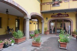 Hotel Ristorante Italia, Szállodák  Certosa di Pavia - big - 26