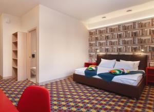 Design-Hotel Privet, Ya Doma!, Hotely  Nizhny Novgorod - big - 1