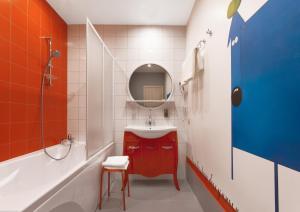 Design-Hotel Privet, Ya Doma!, Hotely  Nizhny Novgorod - big - 9