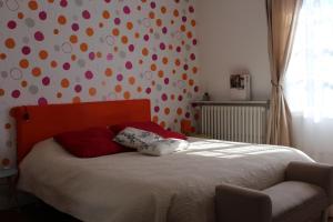 Chambres d'hôtes La Fontaine, Affittacamere  Espalion - big - 12
