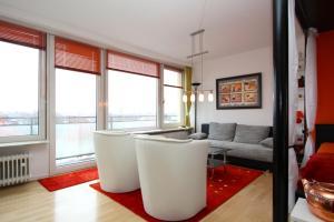 4800 Privatapartment Bei REWE, Homestays  Hannover - big - 8