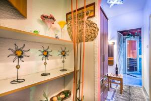 Villa Roses Apartments & Wellness, Apartmanok  Ičići - big - 168