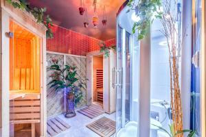 Villa Roses Apartments & Wellness, Apartmanok  Ičići - big - 153