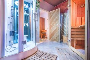 Villa Roses Apartments & Wellness, Apartmanok  Ičići - big - 170