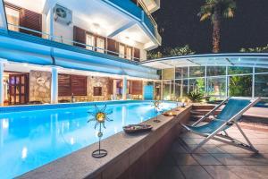 Villa Roses Apartments & Wellness, Apartmanok  Ičići - big - 154