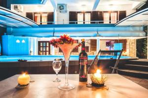 Villa Roses Apartments & Wellness, Apartmanok  Ičići - big - 186