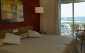 Hotel Roca Plana, Hotels  L'Ampolla - big - 1