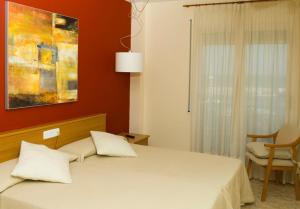 Hotel Roca Plana, Hotels  L'Ampolla - big - 8