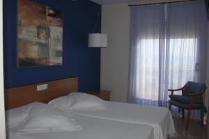 Hotel Roca Plana, Hotels  L'Ampolla - big - 6