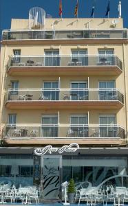 Hotel Roca Plana, Hotels  L'Ampolla - big - 17