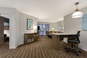 Accessible Large King Suite