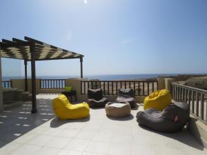 Azzurra two-Bedroom Apartment at Sahl Hasheesh, Apartmány  Hurghada - big - 56