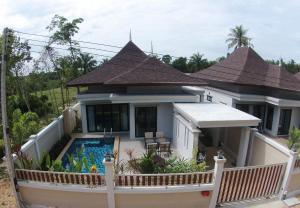 Baan Ping Tara Private Pool Villa, Holiday homes  Ao Nang Beach - big - 16