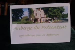 Auberge du Précontent, Bed and Breakfasts  Arfeuilles - big - 20