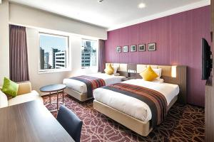 HOTEL MYSTAYS Ueno East, Hotely  Tokio - big - 5
