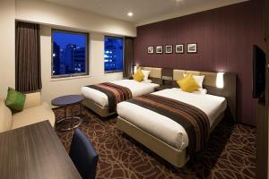 HOTEL MYSTAYS Ueno East, Hotely  Tokio - big - 3
