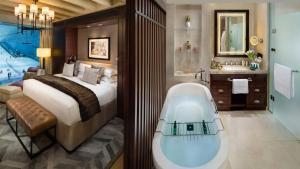 Aspen Three-Bedroom Ski Chalet - Including access to Ski Dubai for 2