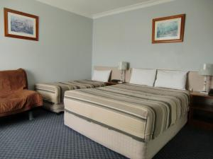 Bairnsdale Kansas City Motel, Мотели  Bairnsdale - big - 45