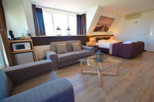 Hotel Noordzee, Отели  Домбург - big - 5