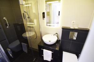 Hotel Noordzee, Отели  Домбург - big - 12