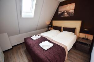 Hotel Noordzee, Отели  Домбург - big - 27
