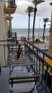 Estrella Primero De Mayo, Ferienwohnungen  Sitges - big - 31