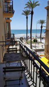 Estrella Primero De Mayo, Ferienwohnungen  Sitges - big - 37