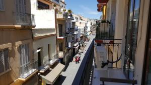 Estrella Primero De Mayo, Ferienwohnungen  Sitges - big - 39