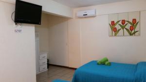 Hotel y Balneario Playa San Pablo, Отели  Monte Gordo - big - 236