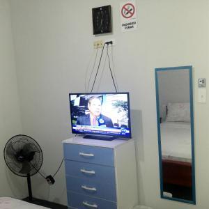 Стандартный двухместный номер с 1 кроватью и вентилятором