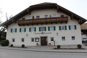 Gasthaus Gumping, Мини-гостиницы  Айнринг - big - 14