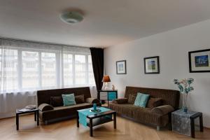 Gasser Apartments - Apartments Karlskirche, Apartmány  Viedeň - big - 6