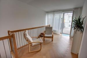 Gasser Apartments - Apartments Karlskirche, Apartmány  Viedeň - big - 39