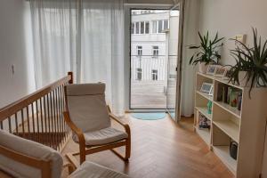 Gasser Apartments - Apartments Karlskirche, Apartmány  Viedeň - big - 40