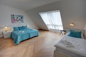 Gasser Apartments - Apartments Karlskirche, Apartmány  Viedeň - big - 41